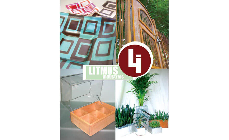 Litmus Industries Postcard