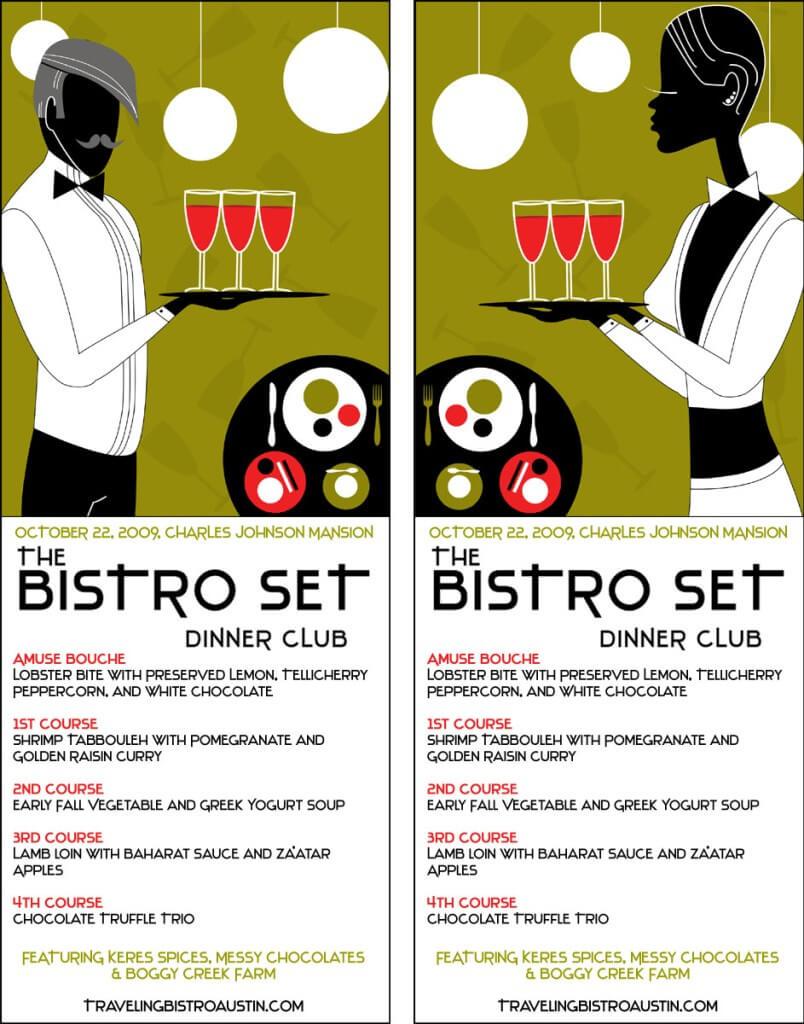 Traveling BistroThe Bistro Set