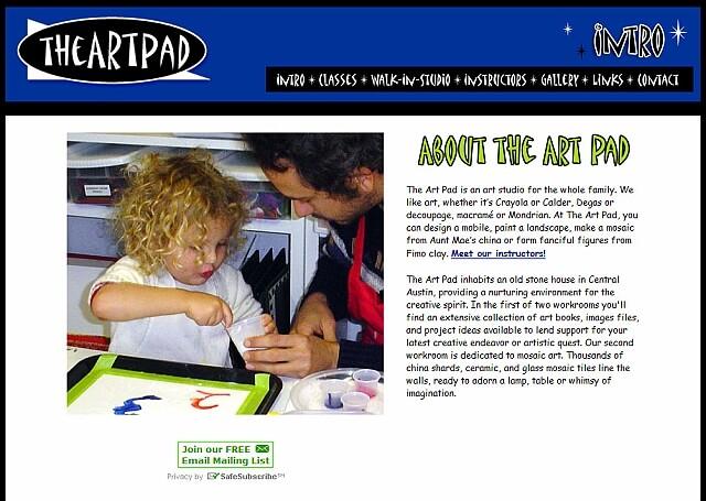 Artpad_subpage