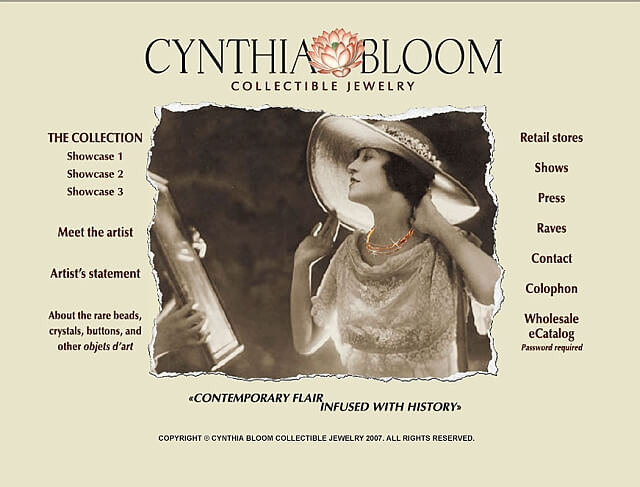 Cynthia-Bloom-Collectible-Jewerly