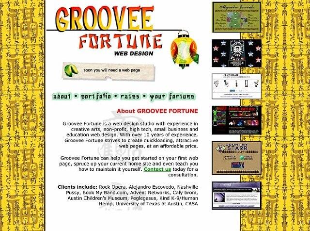 Groovee-Fortune-Oldie