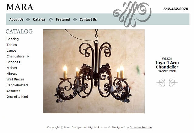 Mara-Design-Catalog-Detail